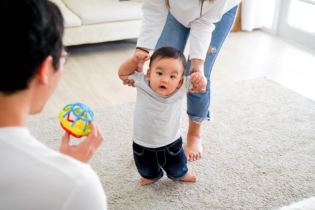 赤ちゃんを二重にする方法