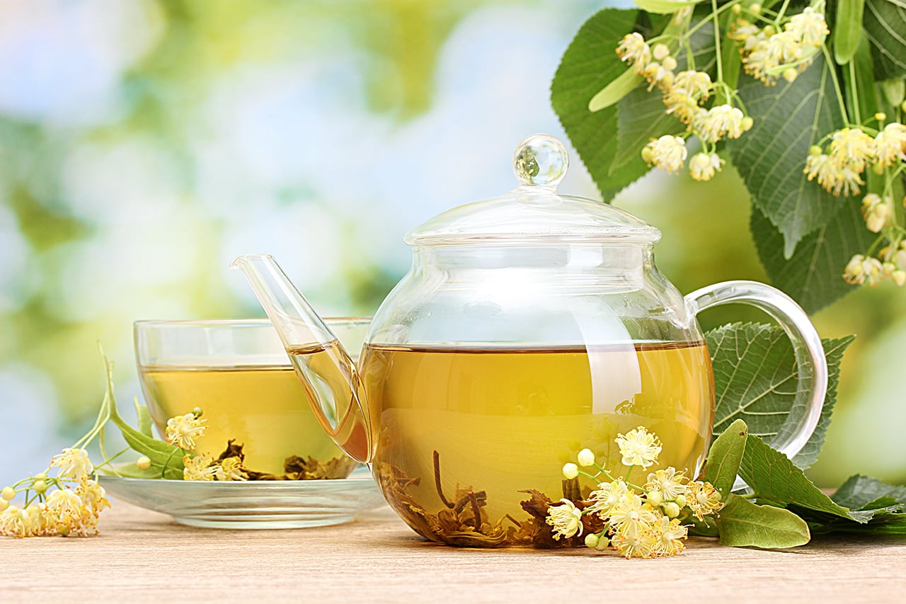 健康茶、ハーブティー