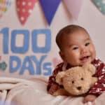 赤ちゃんの100日祝いとは?用意するもの