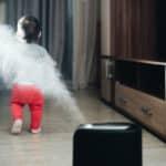 赤ちゃんにとって最適な湿度とは?湿度管理が必要な理由と加湿・除湿の方法