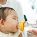 赤ちゃんに水道水を飲ませても大丈夫?飲ませるときの注意点とは