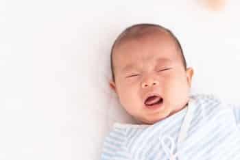 しゃっくり 赤ちゃん