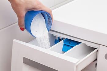 洗濯洗剤の影響