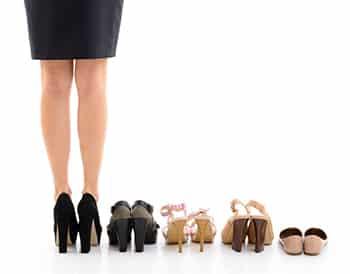 靴ずれが出来てしまう原因