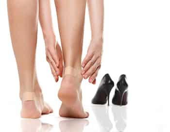 靴ずれを防ぐ方法