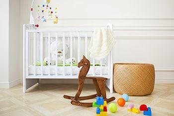 寝具が関係している?赤ちゃんの肌荒れと3つの対策方法